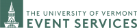 University of Vermont Event Services Logo
