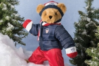 Check Out Spirit: The Official Team USA Bear