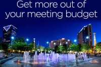 Learn how to get more out of your meeting budget