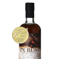 Mad River Distillers PX Rum Wins Double Gold at 2017 San Francisco World Spirits Competition