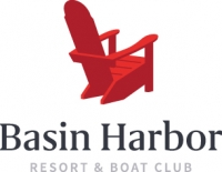Basin Harbor Resort and Boat Club Logo