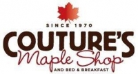 Shopping at Couture's Maple Shop and B&B Logo