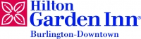 Hilton Garden Inn Burlington Downtown Logo