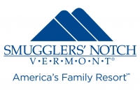 Skiing at Smugglers' Notch Resort Logo