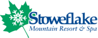 Spa & Wellness Center at Stoweflake Resort Logo