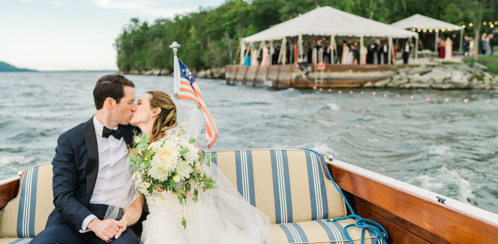 Basin Harbor Wedding